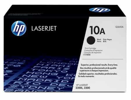 خرید کارتریج تونر طرح HP 10A