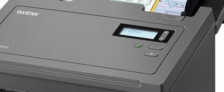 خرید اسکنر حرفه ای برادر مدل Brother PDS-5000