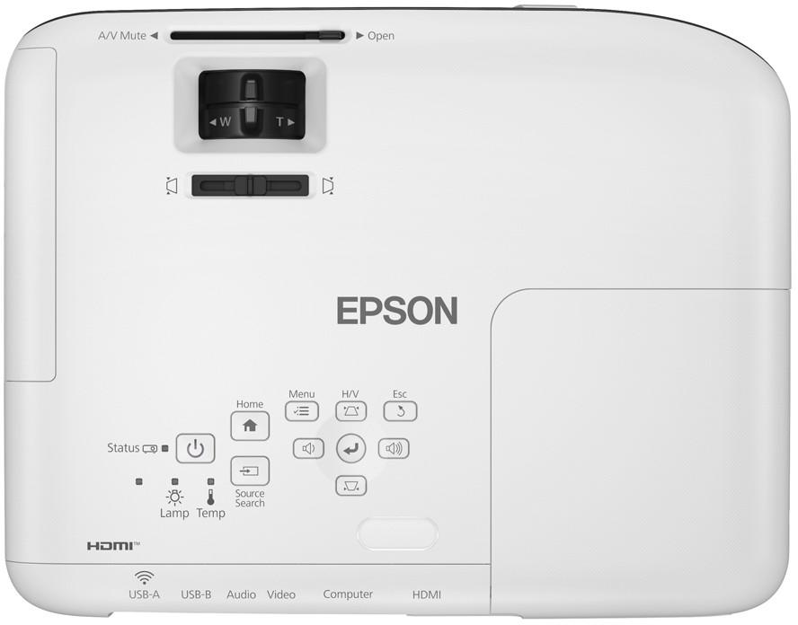 مشخصات ویدئو پروژکتور اپسون مدل EB-X51