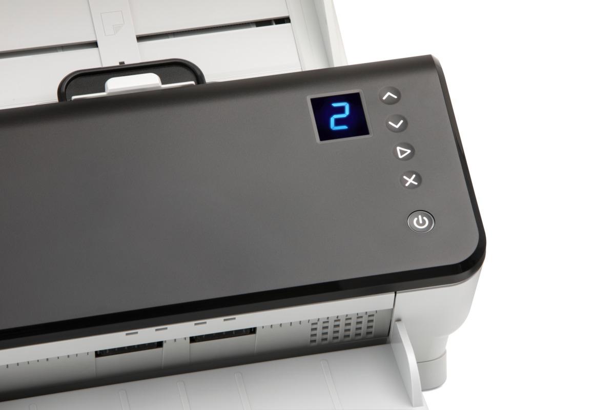 فروش اسکنر اسناد کداک مدل Alaris E1025