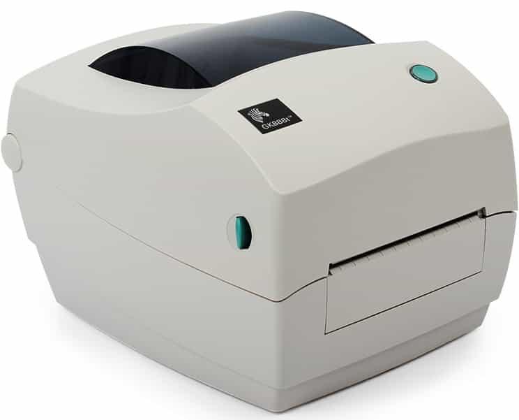 خرید اینترنتی پرینتر لیبل زن زبرا مدل Zebra GK888t