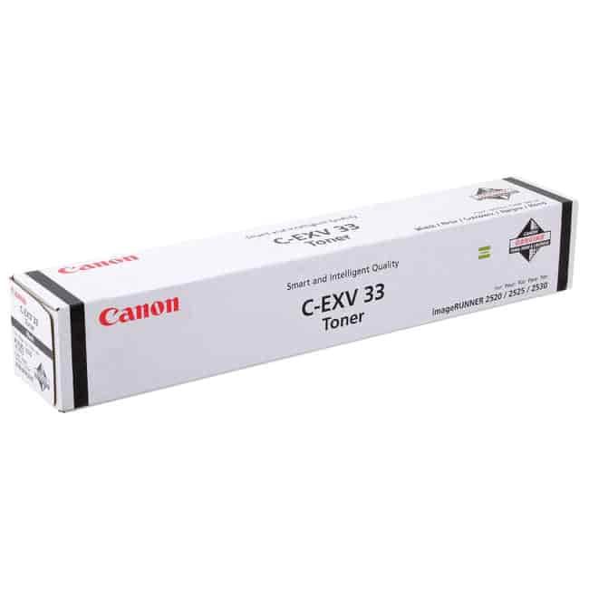خرید کارتریج طرح کانن C-EXV33
