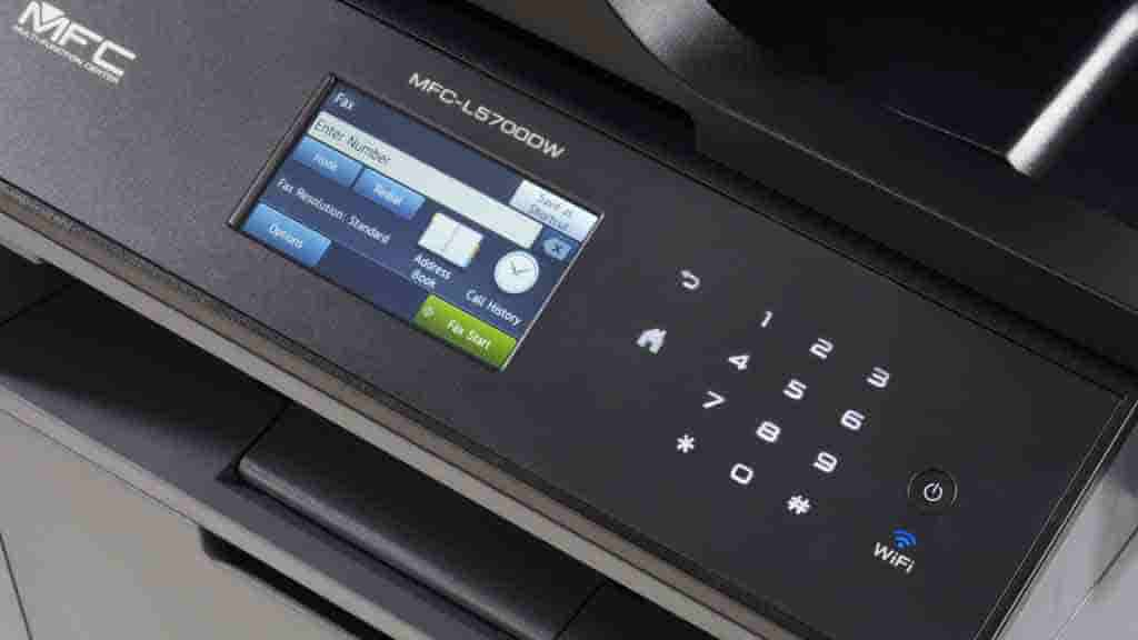 خرید پرینتر لیزری چند کاره MFC-L5755DW