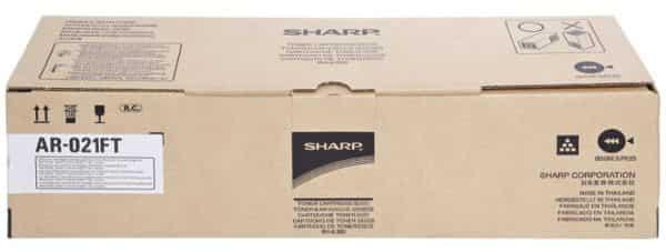 خرید کارتریج اورجینال SHARP 021FT