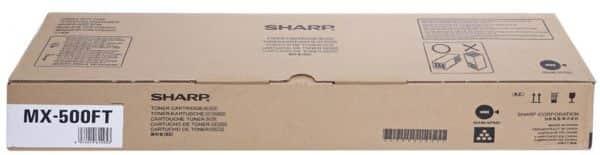 خرید تونر کارتریج طرح SHARP mx500ft
