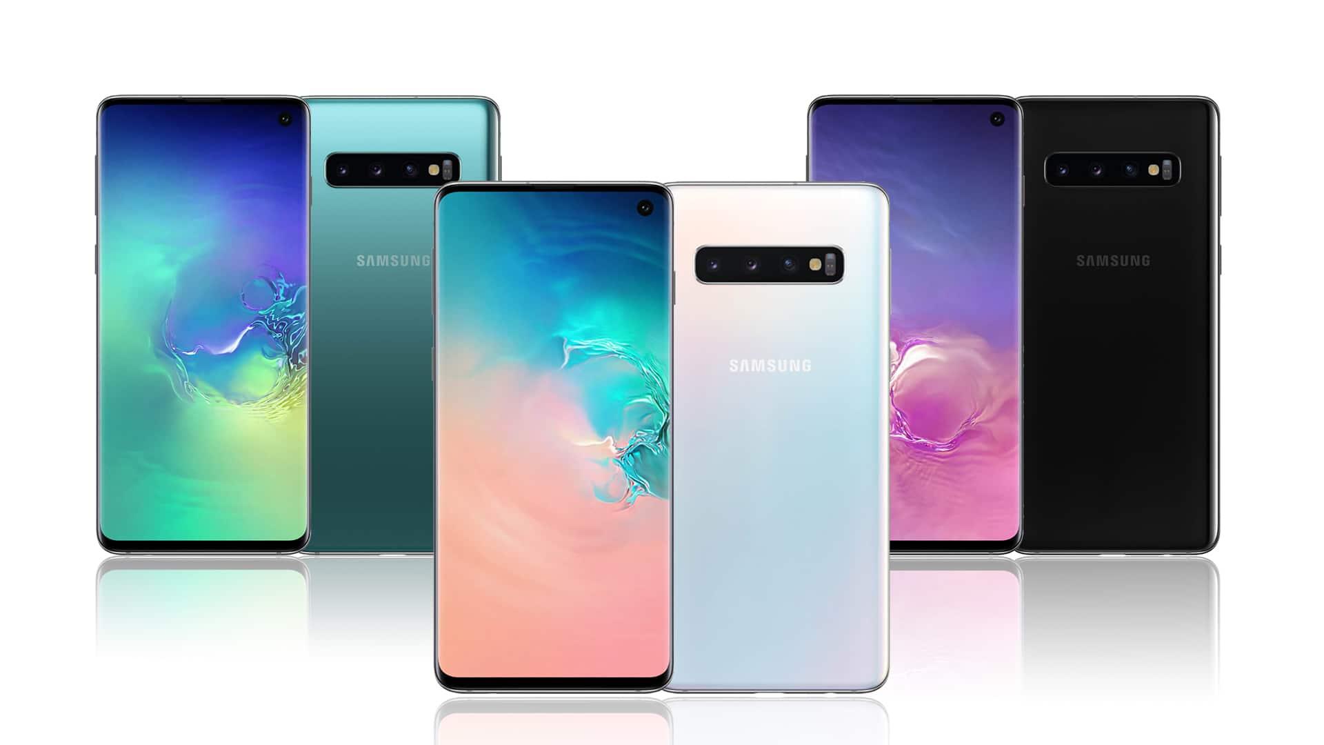 گوشی 5G گلکسی S10